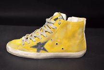 GOLDEN GOOSE S/S 14 / #Sneakers #GOLDEN GOOSE#
