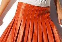 Fashion-orange / Decoração