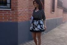 Trendy Couple / #FashionTrends #MixPrints #FloralPrint #DotsPrint #StreetStyle #SpringOutfits https://mylovelywishes.wordpress.com