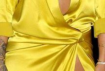 Fashion- yellow / Sun and Sun
