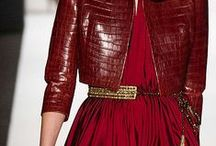 Fashion-Burgandy - Red