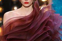 Fashion-Burgandy- Red- II