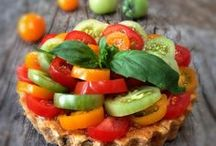 RAW savoury tartes and quiches