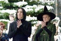 Harry Potter / Tutorials, ideas, quotes, costumes