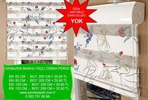Fırsat Sepeti / Hazır ölçülü perdeler inanılmaz fiyatlarla Perde Sepeti' nde.