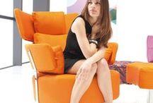 Famaliving / Sillas, sillones y Mesas vanguardistas, funcionales, modulares y divertidos de la linea de Famaliving