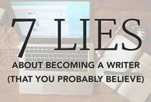 Writing Tips & Inspiration / Writing