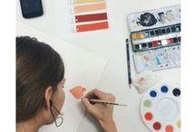 SOPHIA PEGA / Diseñadora de la primera colección de LES VANGARDES D'ARIBAU