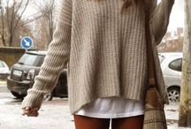 f // w   f a s h i o n / fall and winter fashion inspiration