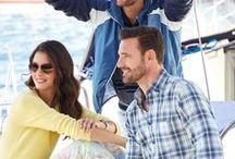 Aqua Nautica / Der Frühling steht in den Startlöchern! Mit unserer maritimen Kollektion möchten wir die Vorfreude noch ein wenig steigern. Denn die neuen Modelle sehen nicht nur gut aus, sie überzeugen auch mit dem Plus an Funktionalität. In wasserabweisenden Jacken, bequem-elastischen Jeans oder bügelfreien Hemden können Sie alle Facetten des Frühlings unbeschwert genießen. Viel Spaß beim Entdecken!