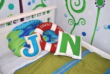 Boy's Room Decor 2 / Ideas for the ever-evolving project that is my son's room. #LAIRING