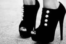 """My precious / """"Give a girl the right shoes, and she can conquer the world.""""  ― Marilyn Monroe / by lu Cadima"""