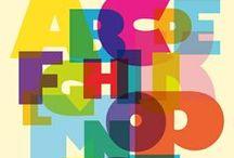 Typography / ABCs of cool stuff