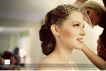 Bridal Beauty Inspiration / Look your best on your wedding and take inspiration from here.