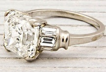 Bling & Ring / Its all about the bling and rings on this board.   / by The Tulsa Wedding Show
