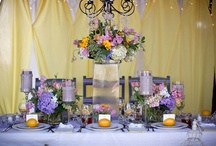 Spring Weddings / Walking down the aisle as the flowers are blooming? Let this board inspire you.