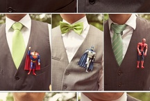 Groom Galore / Let your fiancee look his best...this board is all about your man.