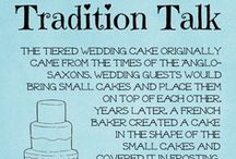 TWS Tips & Traditions / Featuring the Tulsa Wedding Show Bride Tips of the Week and Wedding Tradition Talk.