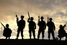 America's heroes / Our Heroes who Protect our Freedom / by Bette