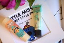 Featured Brands / Fashion, Beauty and Lifestyle brands featured on the Secret Style File Blog (look here for giveaways!)