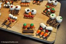 Halloween / All things Halloween. Scary snacks, cooky crafts & crazy costume how-to's!