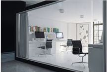 "Modern Office Architecture & Interior Design Community / The #1 Office Architecture Community & Board on Pinterest.  A place for the community to share knowledge & their favorite office designs. (Check out other boards where pins are segmented into categories).  INVITE EVERYONE! To join... follow the board & tag us in a comment requesting to join, on one of our pins. Please NO ""home offices"" or ""furniture only"" pins & watch for duplicate pins. For more office designs, check out www.seeyond.com/gallery!"