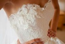 Wedding Dresses / I hope to be the most beautiful bride ever / by crystal stangler