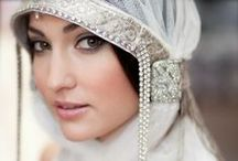 Hijab styles for in the home.