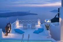 Apartment by Santorini