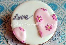Decorated Cookies/Galletas Decoradas