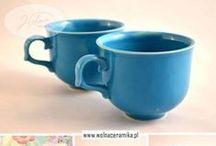 Usable ceramics. / Cups, bowls, pots, dishes etc.