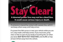 Safety / Electrical safety tips and information