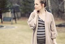 Dress your baby bump! Stylish Pregnancy! / Fashion tips and ideas for all those pregnant ladies out there :)