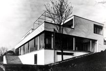 Villas functionalist 1925-1950 / Brno - the city with the spirit of the Bauhaus