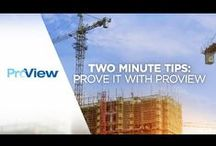 ProView® / Find, qualify & connect with the local contractors & suppliers required for your construction projects.