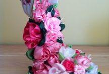Tavaszi virágözön / Rendelhető a képeken látható virágözön!