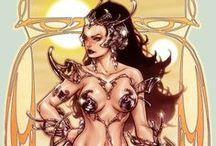SEXY • Princess of Mars