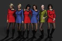 SEXY • Star Trek