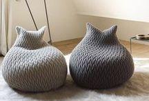 CATS design / Inspiracje, pomysły, aranżacje - gadżety nie tylko dla kocich maniaków!