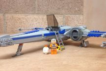 The force awakens lego xwing moc / Lego t-70 xwing moc