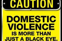 Domestic Violence Is your Business / Bringing Awareness to this terrible epidemic