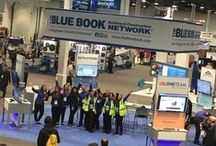 World of Concrete 2016 / The Blue Book Network® spent a few days in Las Vegas, NV to represent at World of Concrete from February 2 to February 5, 2016.