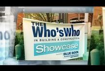 The Who's Who Showcase / Join us for the construction industry's premier education & networking event!
