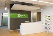 Oxfam America / Oxfam America in Washington, DC / Architecture by Greg(g)-Horgan / Furniture by MOI / Photography by Michael K. Wilkinson, Photographs