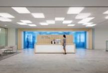 Savills Studley / Savills Studley in Washington, DC / Architecture by Gensler / Furniture by MOI