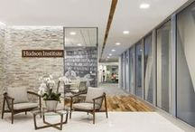 Hudson Institute / Washington, DC/ Architecture by Fox Architects / Furniture by MOI