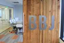 Baltimore Business Journal / Baltimore Business Journal in Baltimore, MD/  Architecture by Heath Design Group/ Furniture by MOI