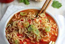 Vegan&Vegetarian soups