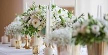Wedding Decor / Have you already chosen the style for your destination wedding decoration? Take a peek and feel inspired!