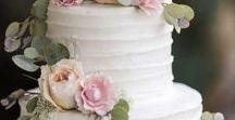 Wedding Cake / Wedding cake is meant to lure you through the eyes and ravish you through taste! Let's have some cake!